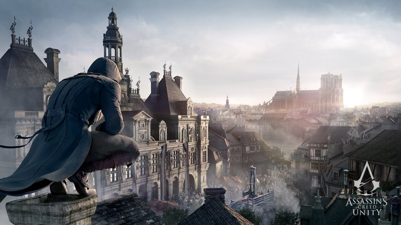 Ubisoft Membagikan Assassin's Creed Unity Versi PC Gratis